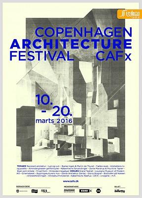 فستیوال معماری کپنهاگ - دانمارک