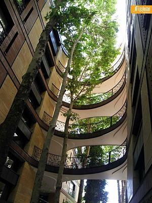معماری ساختمان مسکونی نیاوران / محمدرضا نیکبخت