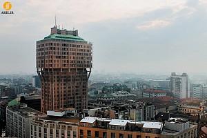معماری شهر میلان: نشانه ها - اثری از carlo berizzi