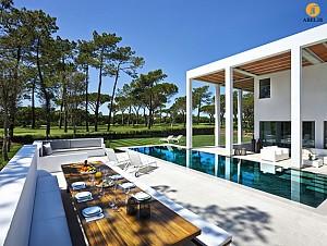 معماری و طراحی داخلی ویلا، ساده و مدرن