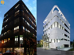 برندگان رتبه سوم جایزه معمار 93: طرحی برگرفته از خلاقیت، یا یک کپی از جستجوی طرح های موجود در اینترنت