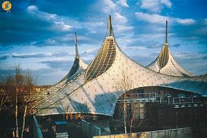 طبیعت، منبع تاثیرگذار سازه های معماری