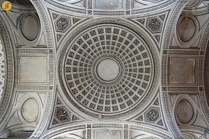 نگاهی به سقف بناهای تاریخی - شکوهی بی پایان
