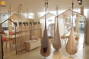 طراحی داخلی کافه: فضایی راحت هم برای کودکان و هم بزرگسالان