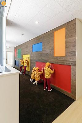 معماری و طراحی مهدکودک C.O