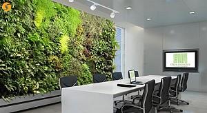معرفی متریال: جداره های سبز