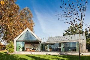 طراحی خانه ای برای یک خانواده ی چهار نفره