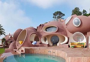 معماری و طراحی قصر حبابها، زیباترین هتل سورئال جهان