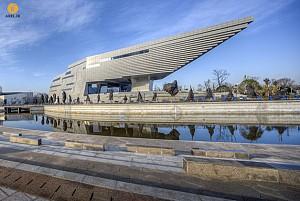 طراحی و معماری موزه تاریخی