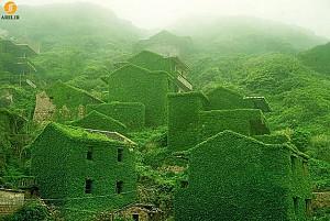 دیافراگم: مناظری حیرت انگیز از روستایی متروکه در چین