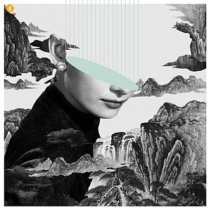 طراحی پوستر های آدری هپبورن و تلفیق سبک غربی با هنر چین