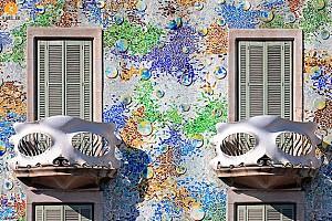 عکس های زیبا از ساختمان کازا باتلو آنتونی گائودی