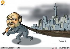 علت مخالفت با انتقال پایتخت