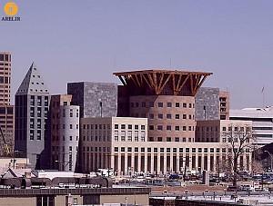 معماری پست مدرن طرح الحاقی موزه ی دنور