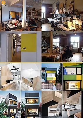 گزارش: مصاحبه آرل با استفان راسله مدیر دفتر معماری nature humaine کانادا