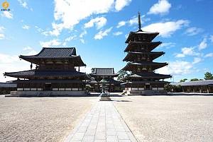 معماری جهان: ژاپن در گذر زمان، قسمت دوم، دوره ی نارا و آسوکا، 538- 784