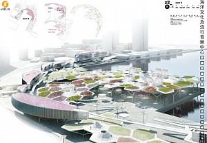 طراحی و معماری مرکز فرهنگ و موسیقی تایوان