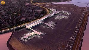 طراحی و معماری فرودگاه جدید نیویورک