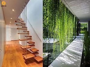 طراحی جزئی: راه پله هایی که برای بالا رفتن از آن باید فکر کنید و راهرویی که بیشترین لایک را گرفت