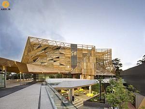 طراحی و معماری پردیس دانشگاهی Ngoolark