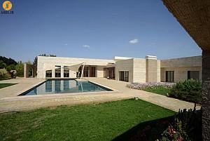 معماری خانه یزد، رتبه دوم جایزه معمار 93