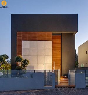طراحی و معماری اسرار آمیز خانه ای درونگرا