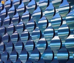 معرفی متریال : پانل کامپوزیت آلومینیوم