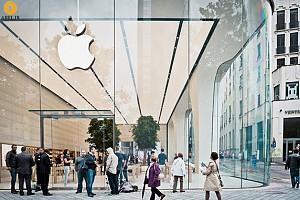 طراحی داخلی اولین فروشگاه اپل توسط جانی آیو