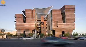 طراحی دانشگاه پزشکی فینیکس