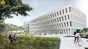 طراحی ساختمان (NAVY) توسط گروه معماری بیگ