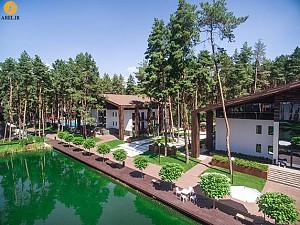 طراحی هتل پارک Verholy