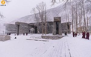 طراحی معبد Jianamani به شیوه ای مدرن