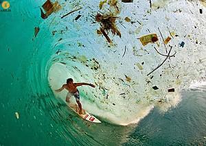 17 تصویر تکان دهنده از آلودگی کره ی زمین
