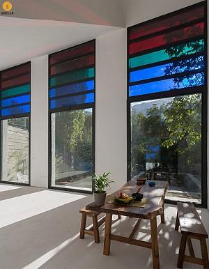 معماری ویلای پورگان، رتبه اول جایزه معمار 93 در بخش بازسازی