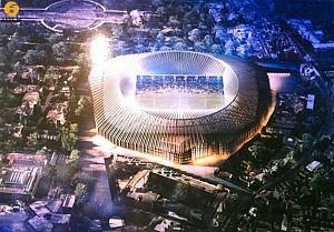 طرح جدید ورزشگاه چلسی انگلستان رونمایی شد