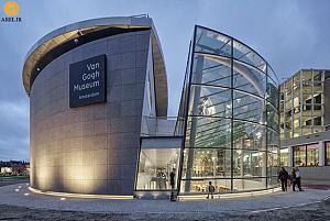 بازسازی موزه ون گوگ هلند