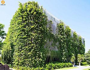 طراحی و معماری هتل Babylon در ویتنام