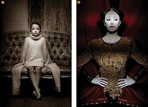 عکاسی و پرتره های خلاقانه Eolo Perfido