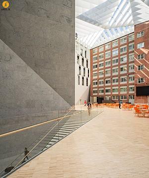 پنج پروژه برتر مسابقه معماری Finlandia 2015