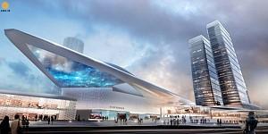 طراحی و معماری برج های شاخص شهری هوستون