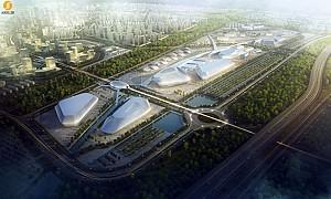 طراحی شهری مخصوص صنعت پوشاک در چین