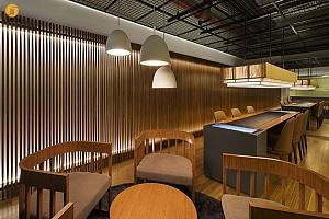 طراحی دکوراسیون داخلی مغازه جواهر فروشی