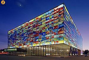 معماری مؤسسه صدا و تصویر هلند