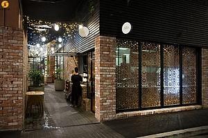 معماری پارامتریک: معماری داخلی رستورانی در نیوزلند