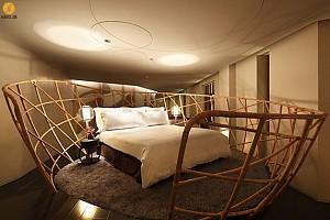 طراحی داخلی سوئیت هتل