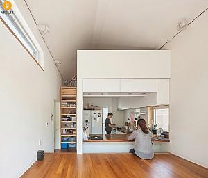 دکوراسیون داخلی و طراحی خانه در 50 متر مربع