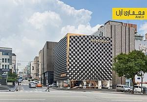 طراحی فروشگاه جیوانچی در سئول