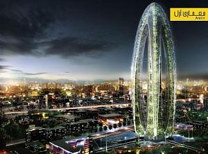 معماری بیونیک: آسمان خراش Bionic ARCH در تایوان