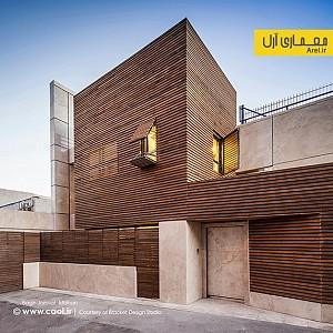 خانه باغ جنت، رتبه سوم جایزه معمار 94 در بخش مسکونی تک واحدی