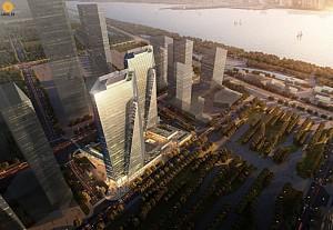 معماری و طراحی برج های اداری در چین